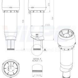 E190Р/125/700 ВЕНТИЛЯТОР