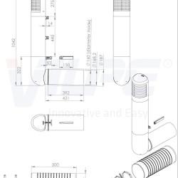 ROSS -160/170 ДЕФЛЕКТОР